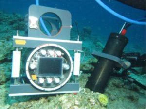 Подводный микроскоп