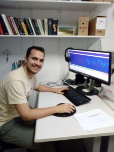 Cristian Pérez-Granados